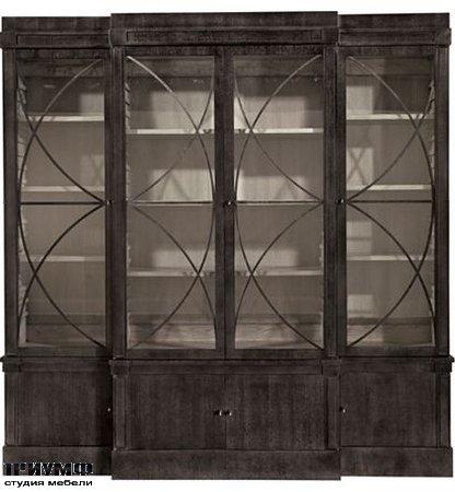 Американская мебель Hickory Chair - Artisan 4 Dr Ash Grand Cabinet