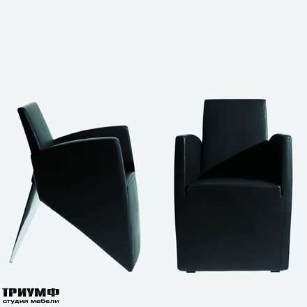 Итальянская мебель Driade - Кресло треугольное