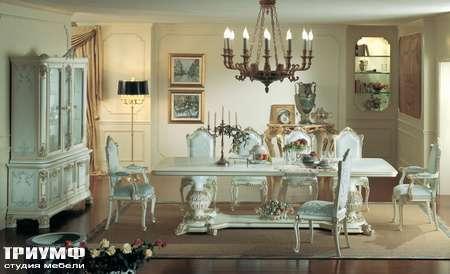 Итальянская мебель Silik - Стол прямоугольный Demetra