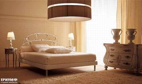 Итальянская мебель Giusti Portos - Спальня на ножках Joe