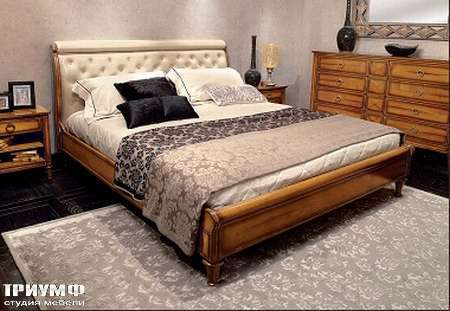 Итальянская мебель Grande Arredo - Кровать Dafne