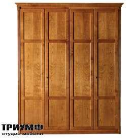 Итальянская мебель Morelato - Шкаф распашной 4-х дверный