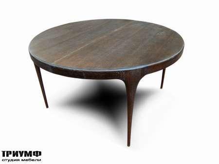 Итальянская мебель Luciano Zonta - Giorno Tavoli стол Taylor2