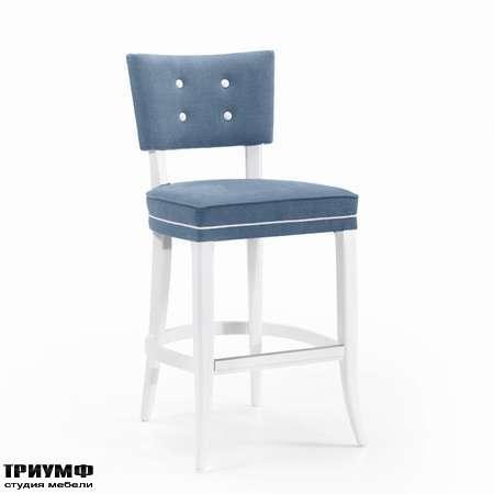 Итальянская мебель Seven Sedie - Барный табурет Silvia