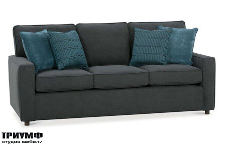 Американская мебель Rowe - Monaco Queen Sleeper Sofa