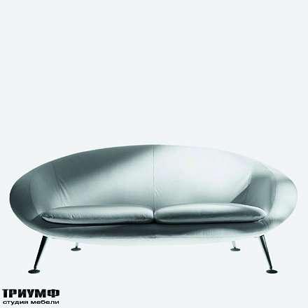 Итальянская мебель Driade - Диван округлый, дизанерский