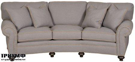 Американская мебель Vanguard - Finn Hex Sofa