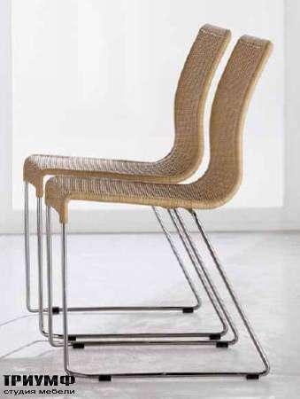Итальянская мебель Varaschin - стул III