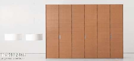Итальянская мебель Map - Шкаф Inside Stave с распашными дверьми