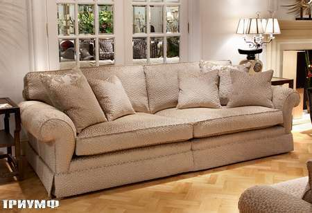 Английская мебель Duresta - диван casterbridge