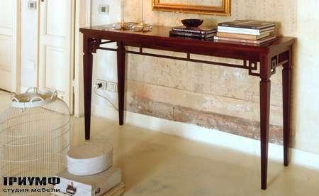 Итальянская мебель Galimberti Nino - консоль DO.063