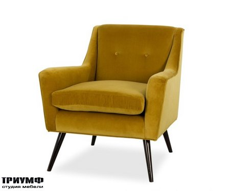 Американская мебель Kelly Hoppen MBE - Marlow Occasional Chair
