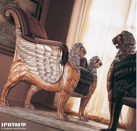 Итальянская мебель Jumbo Collection - Кресло LEO-01