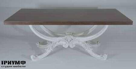 Итальянская мебель Chelini - стол арт FTPL 1231 1