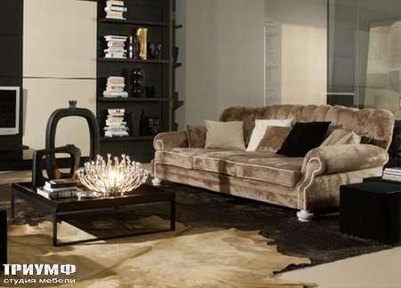 Итальянская мебель Mobilidea - Диван jaqueline xl арт.5534