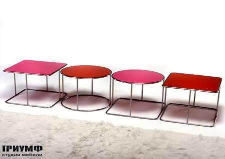 Итальянская мебель Giovannetti - журнальный столик Jolly