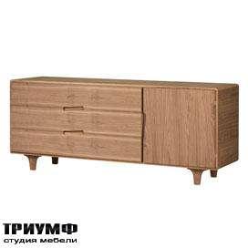 Итальянская мебель Morelato - Комод оригинальный Malibu