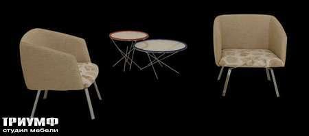 Итальянская мебель Il Loft - кресло cindy