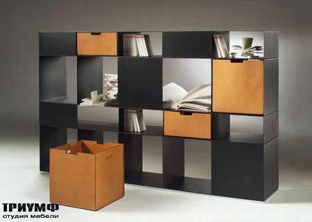Итальянская мебель Flexform - complements box