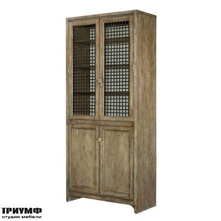 Американская мебель Hammary - Wine Cabinet
