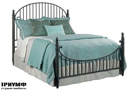 Американская мебель Kincaid - CATLINS KING METAL BED