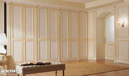 Итальянская мебель Ferretti e Ferretti - Шкаф семи-дверный morfeo