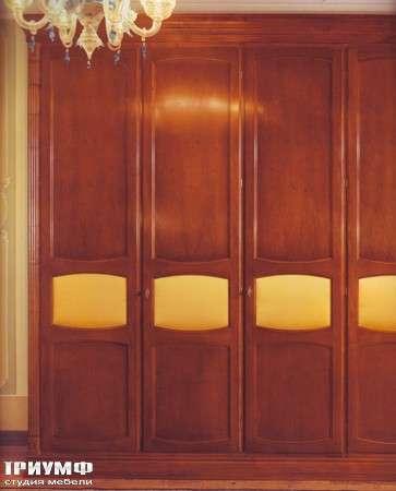 Итальянская мебель Arca - шкаф Premiere