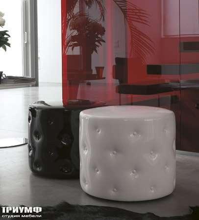 Итальянская мебель Porada - Тубуреты snap