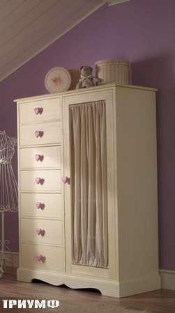Итальянская мебель De Baggis - Шкафчик А0331