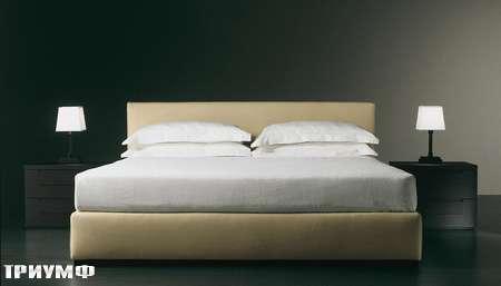 Итальянская мебель Meridiani - кровать Stone