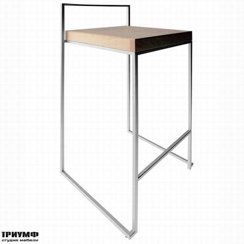 Итальянская мебель Lapalma - Барный стул cubo