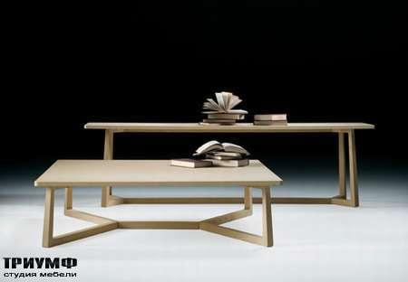 Итальянская мебель Flexform - tables chairs jiff