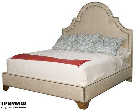 Американская мебель Vanguard - Kaylee King Platform Bed
