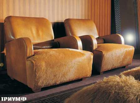Итальянская мебель Ulivi  - кресла-colette