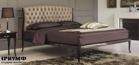Итальянская мебель Galimberti Nino - кровать Lollo