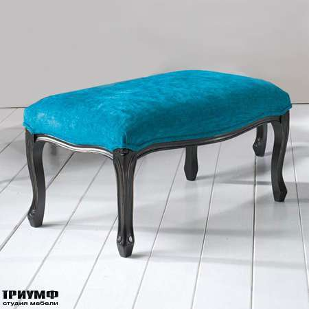 Итальянская мебель Seven Sedie - Скамейка для ног 0196O