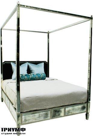 Американская мебель Oly - Morgan Bed Queen