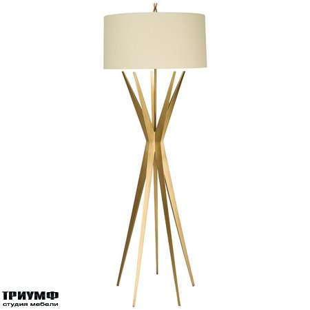 Американская мебель The Natural Light - STARFALL Floor Lamp