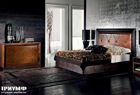 Итальянская мебель Sellaro  - Кровать Аccademia