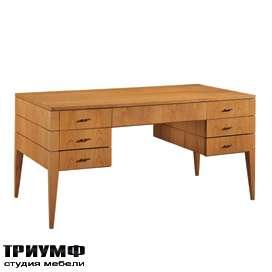 Итальянская мебель Morelato - Стол письменный с выдвижными ящиками