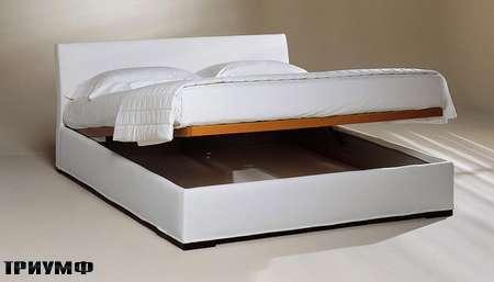 Итальянская мебель Meridiani - кровать Willis