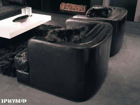 Итальянская мебель Ulivi  - кресло-Dos-Lunos
