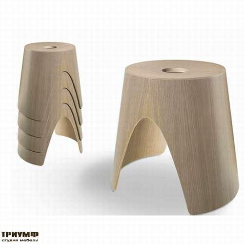 Итальянская мебель Lapalma - Барный стул log