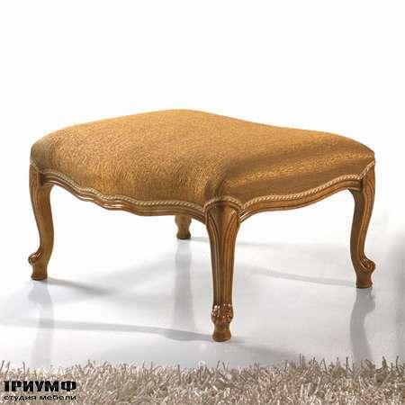 Итальянская мебель Seven Sedie - Скамейка для ног 0708O