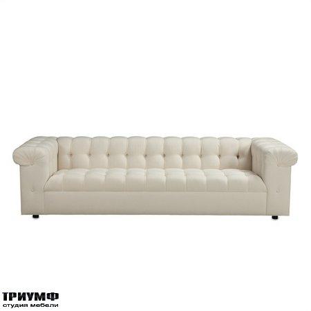 Американская мебель Currey and Company - Party Sofa