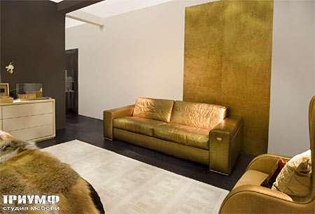 Итальянская мебель Fendi Casa - Диван Edoardo