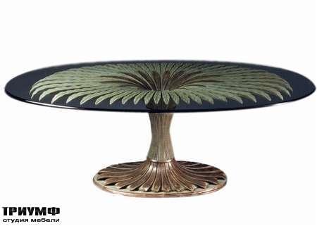Итальянская мебель Chelini - стол арт FTPY 389