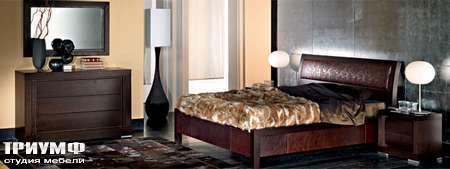 Итальянская мебель Sellaro  - Спальня Сapri
