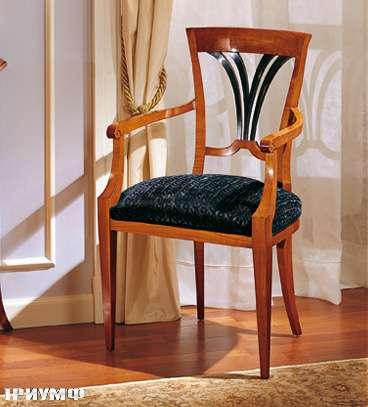 Итальянская мебель Colombo Mobili - Стул арт.107.Р кол Rossini