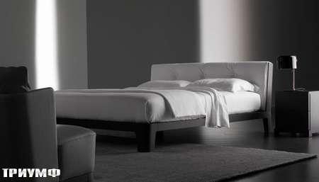 Итальянская мебель Meridiani - кровать Winger